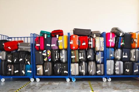 Luggage Colors Shop Tourism Aircraft